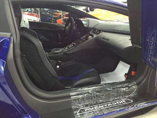 """Ngắm Lamborghini Aventador LP 700-4 màu """"kịch độc"""" tại Việt Nam - 6"""