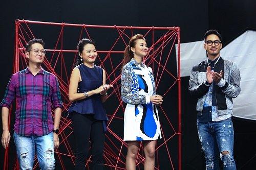 """Phát ngôn """"bá đạo"""" của 4 giám khảo Vietnam's Next Top - 1"""