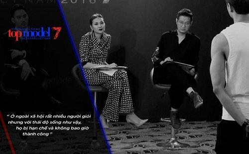 """Phát ngôn """"bá đạo"""" của 4 giám khảo Vietnam's Next Top - 3"""