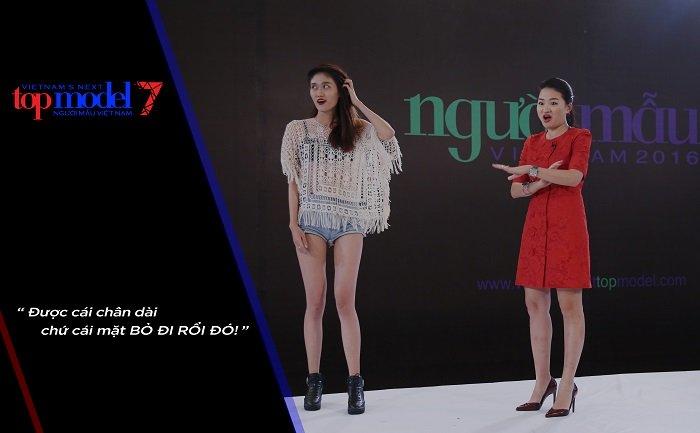 """Phát ngôn """"bá đạo"""" của 4 giám khảo Vietnam's Next Top - 5"""