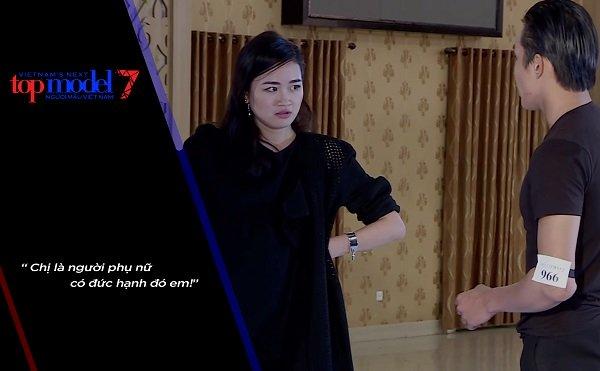 """Phát ngôn """"bá đạo"""" của 4 giám khảo Vietnam's Next Top - 7"""