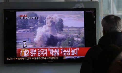 Mỹ: Phát hiện cơ sở hạt nhân bí mật của Triều Tiên - 1