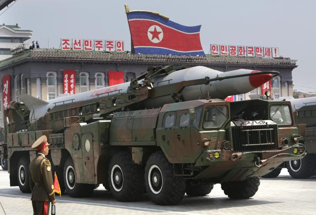 Mỹ: Phát hiện cơ sở hạt nhân bí mật của Triều Tiên - 3
