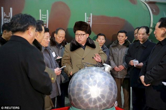 Mỹ: Phát hiện cơ sở hạt nhân bí mật của Triều Tiên - 2
