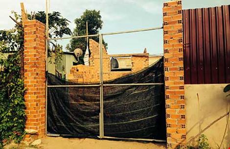 """Điều tra """"cò"""" bảo kê xây nhà không phép - 1"""