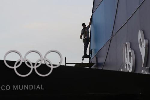 """Olympic Rio: Chào mừng tới """"địa ngục"""" - 1"""