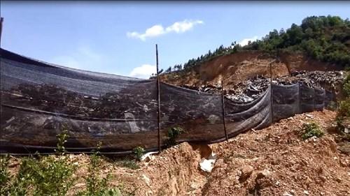 Cận cảnh nhà máy xử lý rác thải Formosa khiến dân phải bỏ đi - 2
