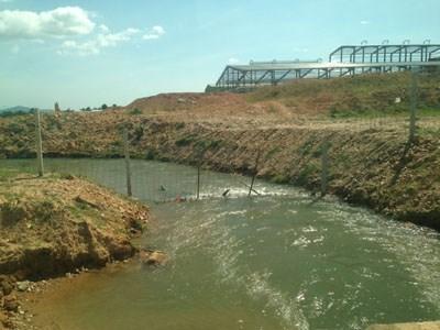 Cận cảnh nhà máy xử lý rác thải Formosa khiến dân phải bỏ đi - 3