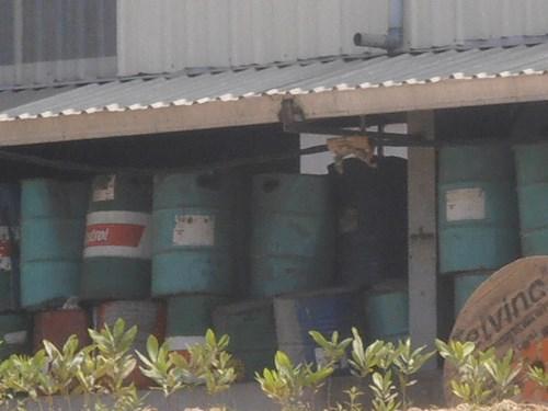 Cận cảnh nhà máy xử lý rác thải Formosa khiến dân phải bỏ đi - 5