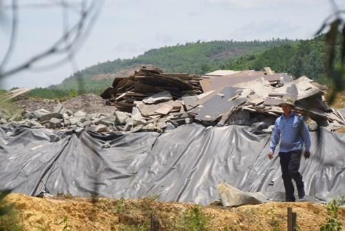 Cận cảnh nhà máy xử lý rác thải Formosa khiến dân phải bỏ đi - 7