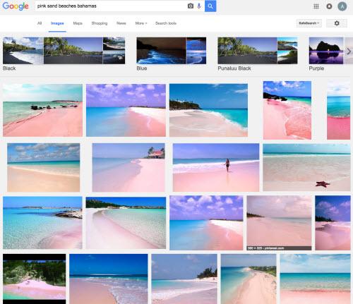 Sự thật về bãi biển cát hồng đẹp như mơ ở Bahamas - 1