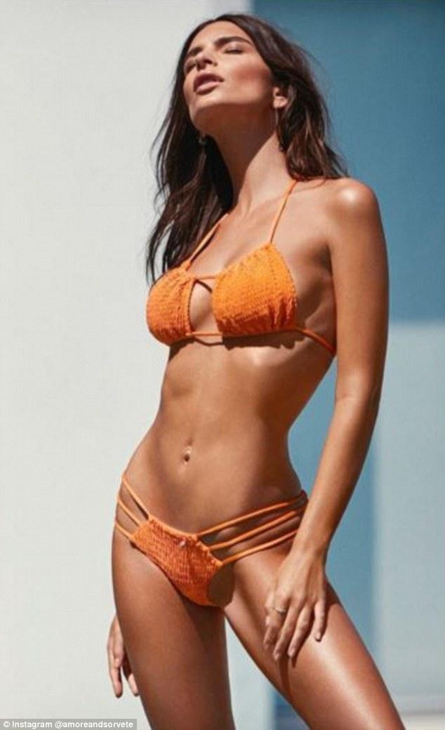 """""""Mỹ nhân sexy nhất 2014"""" đẹp hút hồn quảng cáo bikini - 1"""