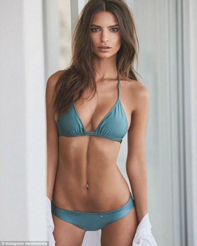 """""""Mỹ nhân sexy nhất 2014"""" đẹp hút hồn quảng cáo bikini - 3"""