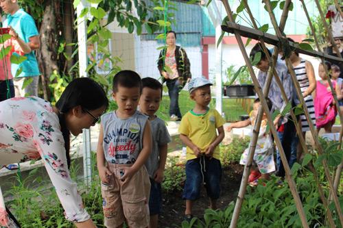 Trải nghiệm nông trại khó quên tại Saigon Academy - 3