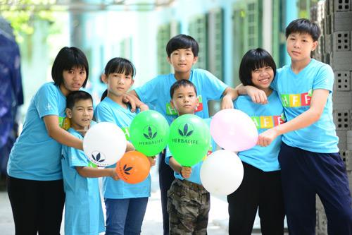 Casa Herbalife - chung tay cùng cộng đồng chia sẻ nỗi lo cho trẻ em cơ nhỡ - 4