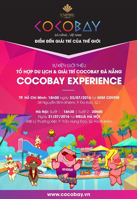 Đến Cocobay Experience tận hưởng tiệc giải trí - 3