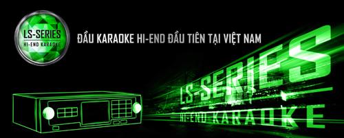 PARAMAX LS-Series: Đầu karaoke hi-end đầu tiên tại Việt Nam - 1