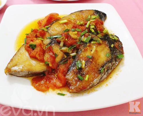 Bữa cơm nhiều món hải sản ngon mát cho ngày hè - 2