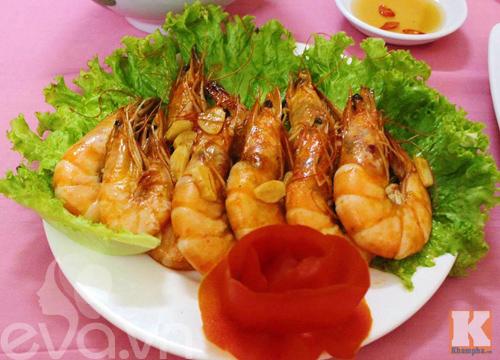 Bữa cơm nhiều món hải sản ngon mát cho ngày hè - 4