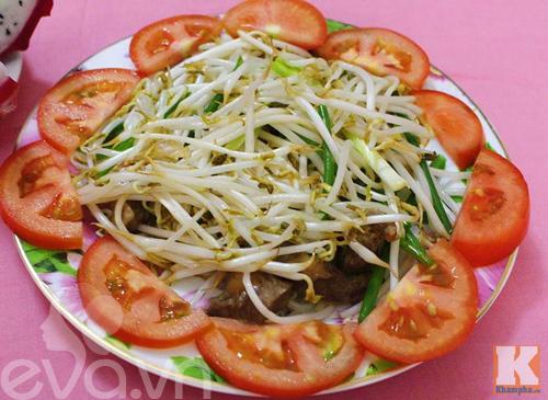 Bữa cơm nhiều món hải sản ngon mát cho ngày hè - 5