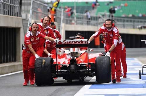 F1, Hungarian GP: Đánh chiếm ngôi đầu - 2