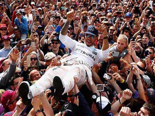 F1, Hungarian GP: Đánh chiếm ngôi đầu - 1