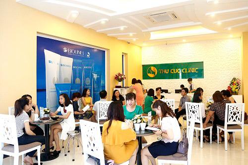 Ưu đãi làm đẹp tới 60% tại Thu Cúc Clinics Thanh Hóa và Sài Gòn - 1