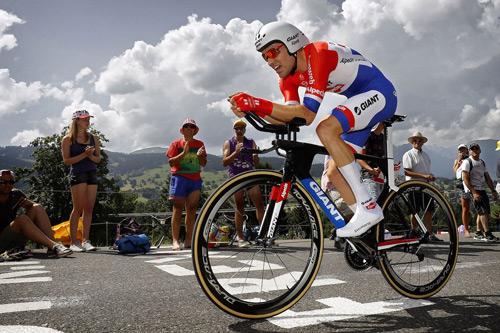 Tom Dumoulin về thứ nhì tại chặng 18 giải đua Tour de France 2016 - 4