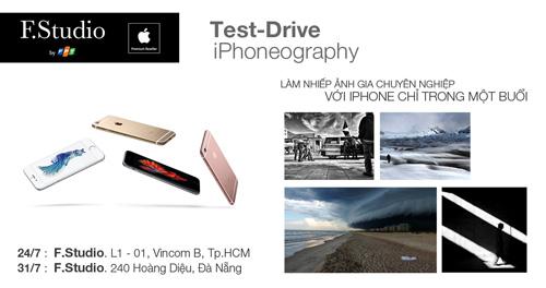 Test-drive iPhoneography: trở thành nhiếp ảnh gia chuyên nghiệp với iPhone - 1
