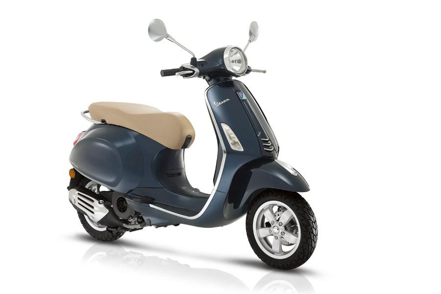 Piaggio tung Vespa Primavera mới - 5