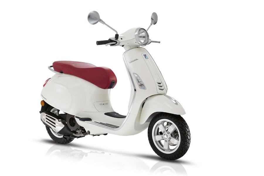 Piaggio tung Vespa Primavera mới - 2