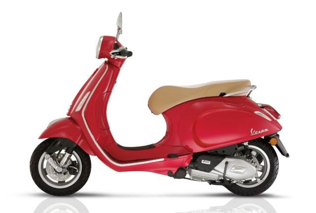 Piaggio tung Vespa Primavera mới - 1