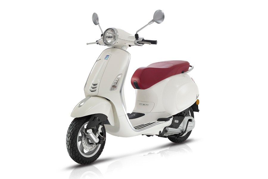 Piaggio tung Vespa Primavera mới - 3