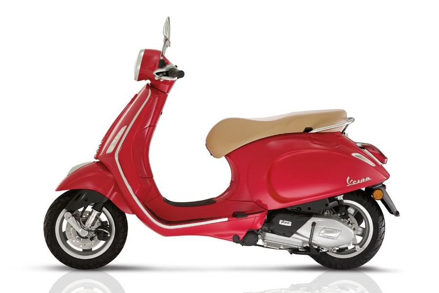Piaggio tung Vespa Primavera mới - 6