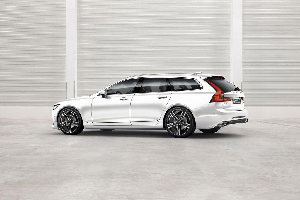 Heico Sportiv tái sinh sức mạnh động cơ diesel của Volvo đời mới - 1