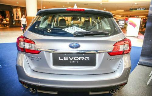 Xem trước Subaru Levorg 1.6 GT-S giá 1,1 tỷ đồng - 2