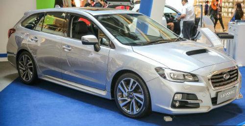 Xem trước Subaru Levorg 1.6 GT-S giá 1,1 tỷ đồng - 1