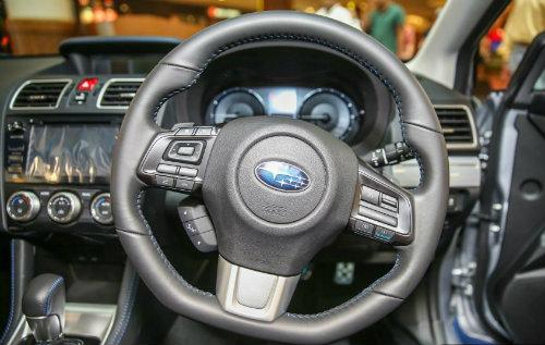 Xem trước Subaru Levorg 1.6 GT-S giá 1,1 tỷ đồng - 3