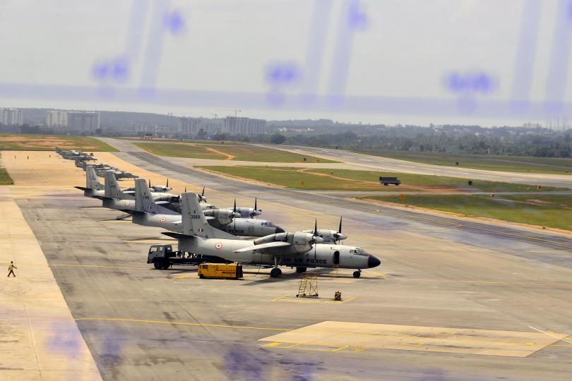 Máy bay quân sự Ấn Độ chở 29 người mất tích - 3