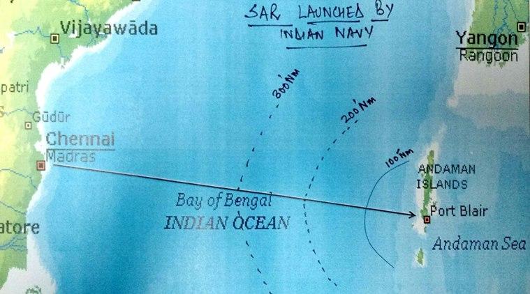 Máy bay quân sự Ấn Độ chở 29 người mất tích - 2