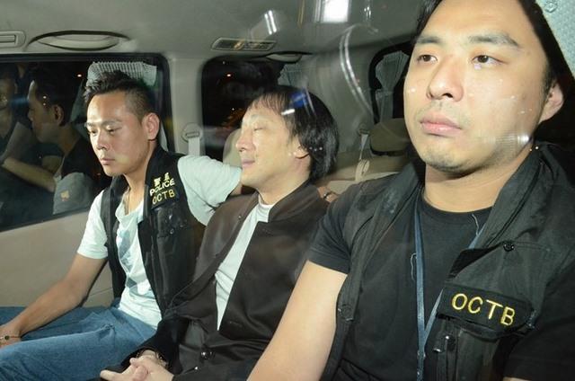 Trùm hội Tam Hoàng bị bắt khi vừa xuống máy bay - 2