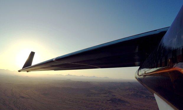 """Máy bay phát Internet xuống đất của Facebook """"chạy"""" tốt - 1"""