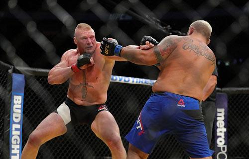 Hàng loạt SAO bự UFC dính doping: Đi tìm công lý - 2