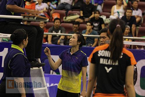 Bạn gái Tiến Minh khóc vì chấn thương, lo ngại Olympic - 3