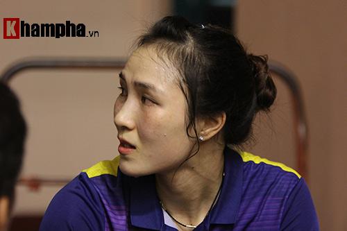 Bạn gái Tiến Minh khóc vì chấn thương, lo ngại Olympic - 4