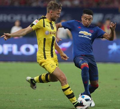 Chi tiết MU - Dortmund: Siêu phẩm ấn định (KT) - 3