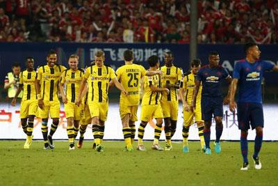 Chi tiết MU - Dortmund: Siêu phẩm ấn định (KT) - 5