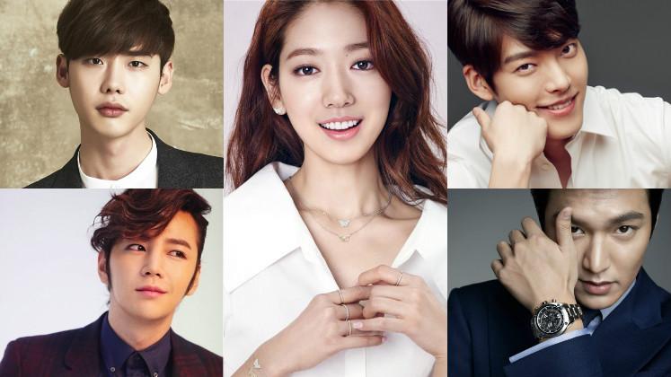 """Lee Min Ho """"lên đời"""" nhờ đóng cặp với Park Shin Hye - 1"""