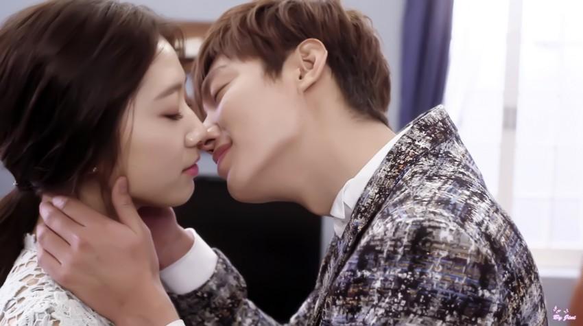 """Lee Min Ho """"lên đời"""" nhờ đóng cặp với Park Shin Hye - 2"""