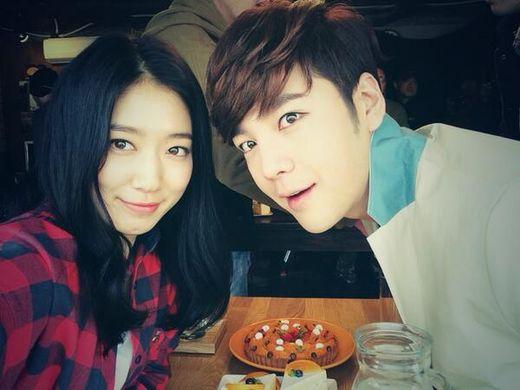 """Lee Min Ho """"lên đời"""" nhờ đóng cặp với Park Shin Hye - 7"""